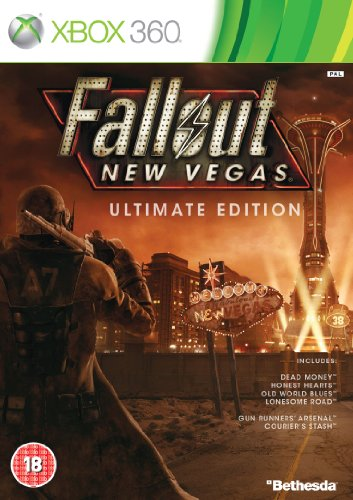 Fallout New Vegas Ultimate Edition Game XBOX 360 [UK-Import]