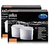 Braun PureAqua Wasserfilterkartusche BRSC006 - Wasserfilter