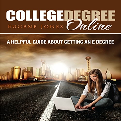 College Degree Online audiobook cover art