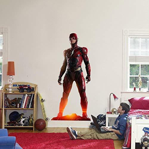 Wandtattoos Wandaufkleber Flash Superhero Wandaufkleber Aufkleber Home Decor Art Wandbild
