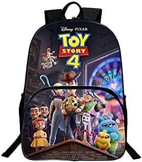 Unisex Kids Casual Children Backpack School Travel Shoulder Bags-Toy Story school bag