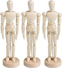 Cabilock Houten Mannequin Body Artiesten Houten Oefenpop Jointed Model Kunstenaars Figuur Voor Schetsen Tekening Schildere...
