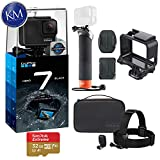 GoPro Hero 7 (Black) Action Camera with GoPro Adventure Kit Essential Bundle