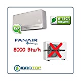 Fanair-Fantini Cosmi Climatizzatore 8000 Btu/h Senza unità Esterna-Condizionatore Monoblocco