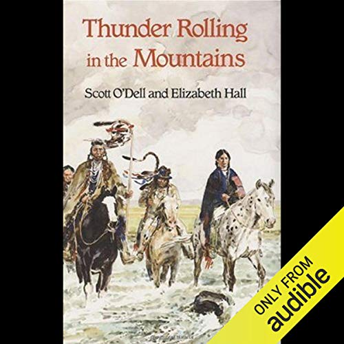Thunder Rolling in the Mountains audiobook cover art