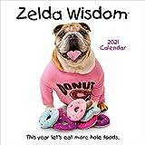 Zelda Wisdom 2021 Calendar