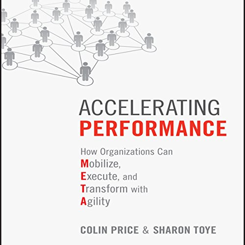 Couverture de Accelerating Performance