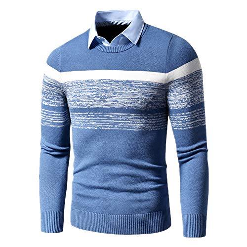 N\P Otoño Invierno Marca Caliente Suéter Jerseys Gire Abajo Camisa Collar Hombres Patrón De Tejer Trajes Suéter Abrigo De Los Hombres