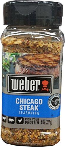 Weber Grill Chicago Steak Gewürze (227g)