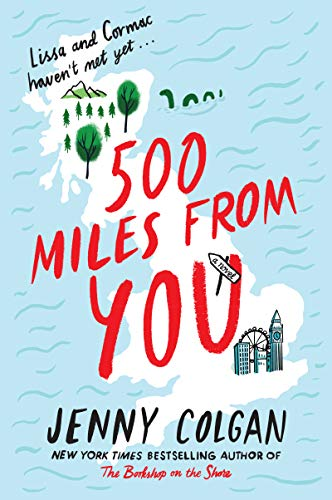 500 Miles from You: A Novel (English Edition)