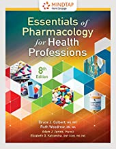 MindTap Basic Health Science, 2 terms (12 months) Printed Access Card for Colbert/Woodrow's Essentials of Pharmacology for Health Professions, 8th