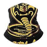 Cobra Kai Material Karate Kid Face Mask Bandanas For Dust, Outdoors, Festivals, Sports