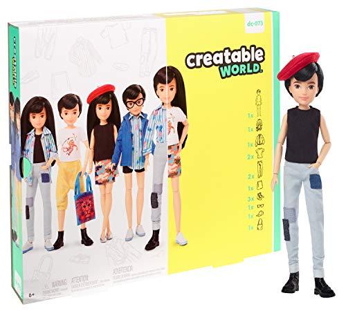 Mattel Creatable World Poupée à Personnaliser