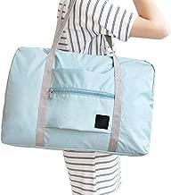 حقيبة كتف كبيرة قابلة للطي من قماش أكسفورد لتخزين الأمتعة متعددة الألوان، حقيبة كتف أنيقة للنساء، متينة