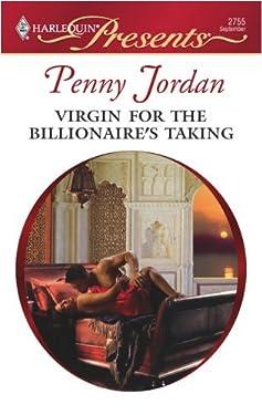 Virgin for the Billionaire's Taking: A Billionaire and Virgin Romance
