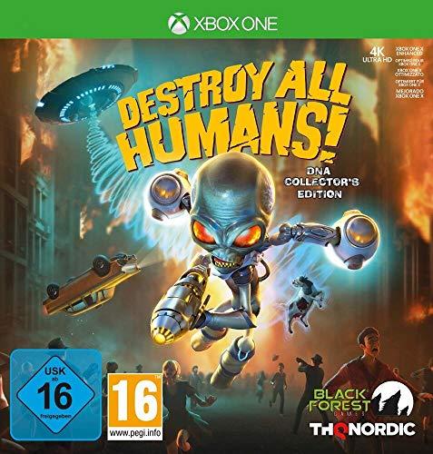 Destroy All Humans! DNA -