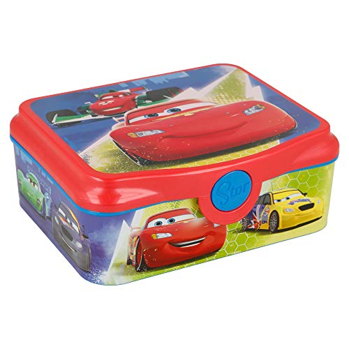 Stor SANDWICHERA Deco Cars Racers Edge