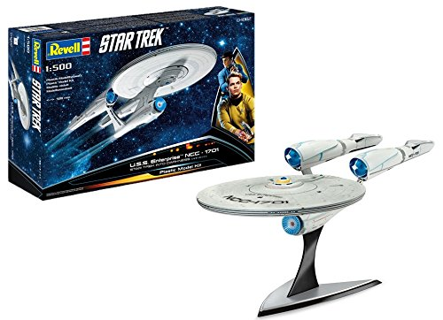 Revell - Star Trek U.S.S. Enterprise NCC-1701 Into Darkness (Escala 1:500)
