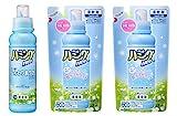 【お得買い】ハミングNeo やさしいホワイトフローラルの香り 本体400ml + 詰替用320ml × 2個セット