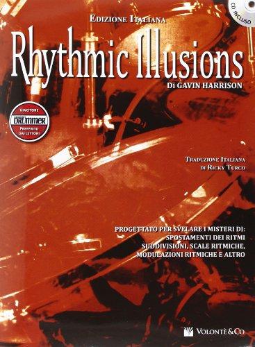 Rhythmic illusions. Con CD Audio
