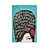 LOPOA Amy Winehouse - Póster decorativo para pared (40 x 60 cm)