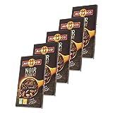 Alter Eco Chocolat Noir Dessert 100% Bio & Équitable – Fruité & Intense – 200 g – Lot de 5