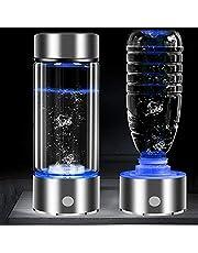 XXGJK Japonés De Calidad Ricos En Hidrógeno Taza De Agua Ionizador De Fabricante/Generador De Dos Modos Antioxidantes Super ORP De Hidrógeno De 480 Ml,A