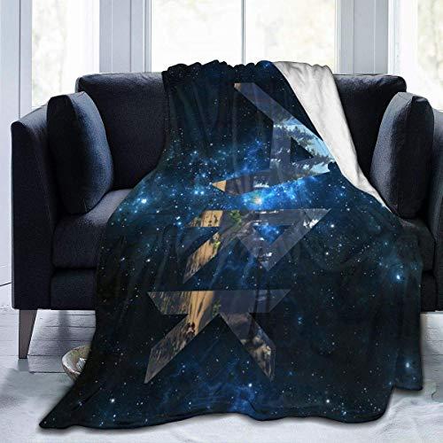 ARK Survival Evolved Blanket Warme superweiche Flanelldecke Cosy Winter Blanket
