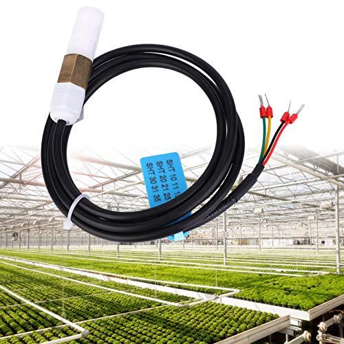Feuchtigkeitssensor Temperaturmessung Thermometer Hygrometer Industrie Automatisierung für Bauhaus Landhaus Baustelle (SHT35)