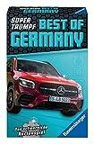 Ravensburger Juego de Cartas para niños 20688, Supertrumpf Best of Germany, Quartett y Trumps para Fans de la tecnología a Partir de 7 años