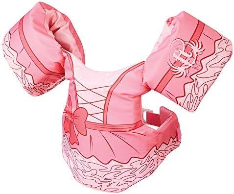 Full Throttle 104400 105 001 18 Vest Child Little Dipper Ballerina Pink product image