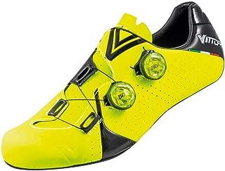 Vittoria Velar Fluro Yellow 42.5 Cycling Shoes