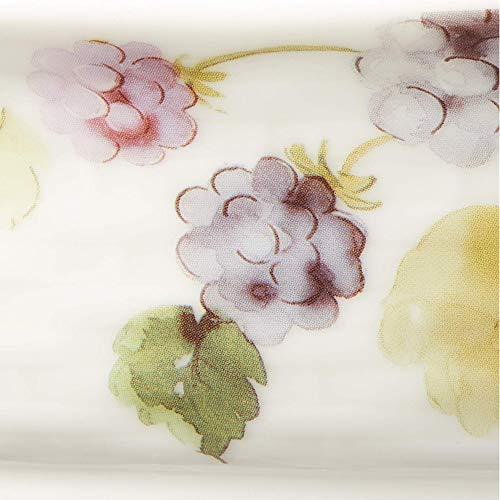 【NARUMIオリジナル包装済】NARUMI(ナルミ)グラタン皿セットルーシーガーデン長径22cm2個セット電子レンジオーブン対応日本製41630-33321AZ