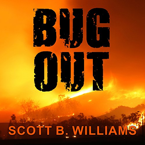 Bug Out audiobook cover art