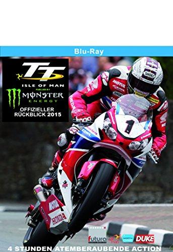TT Isle of Man 2015 Blu-ray Rückblick Deutsch/Englisch