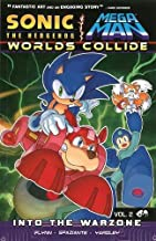 Sonic / Mega Man: Worlds Collide 2