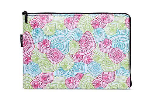 Lavolta Urban cb-lv20c Pattern Laptop Tasche Notebook Hülle für Apple Macbook Pro 15