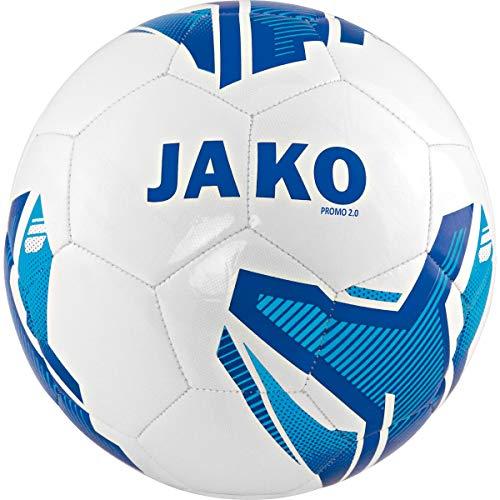 JAKO Promo 2.0 Ball Weiß 5