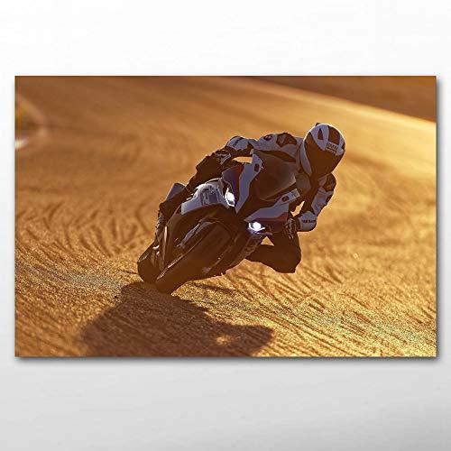 Superbike Racing_Puzzle Adulto 1000 Piezas_Dificultad Creativa Gran Rompecabezas educación educativa descompresión Juguetes para Adultos_50x75cm