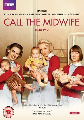 Call the Midwife - Series 2 by Jessica Raine(2013-04-01)