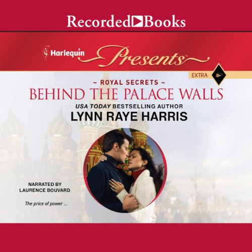 Behind the Palace Walls audiobook cover art