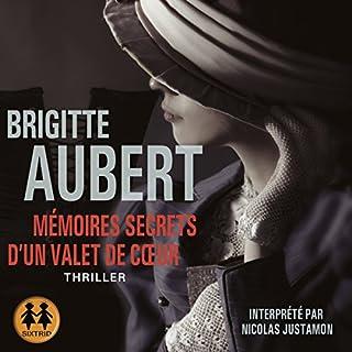 Page de couverture de Mémoires secrets d'un valet de cœur
