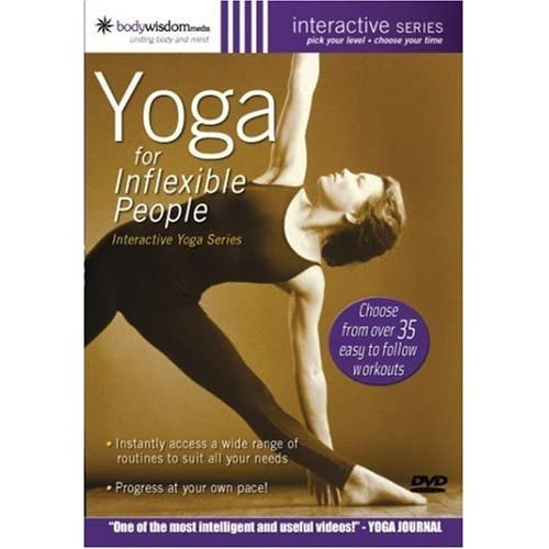 Amazon.com: Yoga for Inflexible People: Judi Rice, Yoga for ...