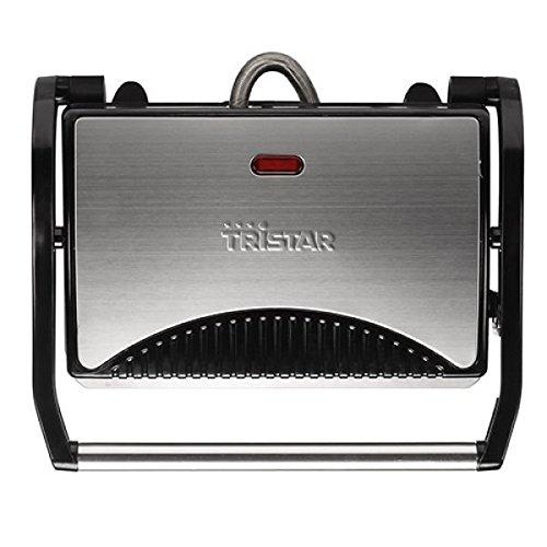 Tristar GR-2846 - Grill Acero Inoxidable