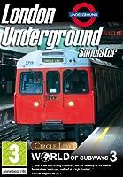 World of Subways 3: London - Windows(輸入版)