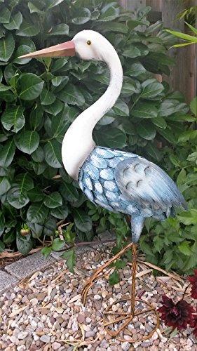 Gartenvogel Deko-Vogel Kranich
