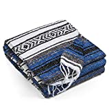 Best Mexican Blankets - Authentic Mexican Blanket - Premium Yoga Blanket Beach Review