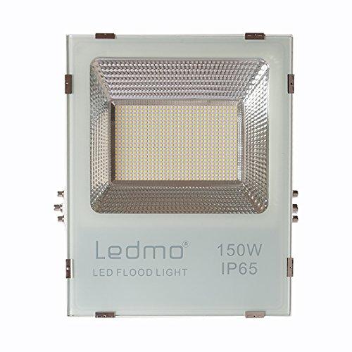 Faretto LED da Esterno 150W Bianco Caldo 2700k Impermeabile IP65 Lampada LED Esterni
