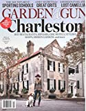 Garden & Gun Magazine (February/March, 2020) The Insider's Guide To Charleston