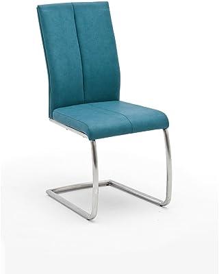 Furn Direct24 2ER Set Stuhl FREISCHWINGER Flores Kunstleder